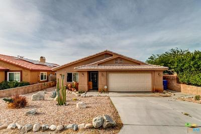 Desert Hot Springs Single Family Home For Sale: 66409 7th Street