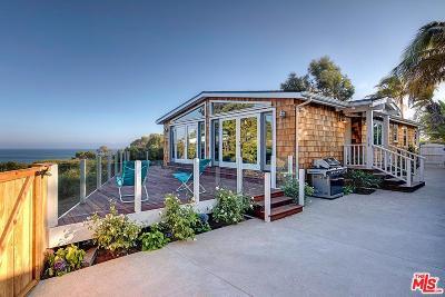 Malibu CA Mobile Home For Sale: $2,199,000