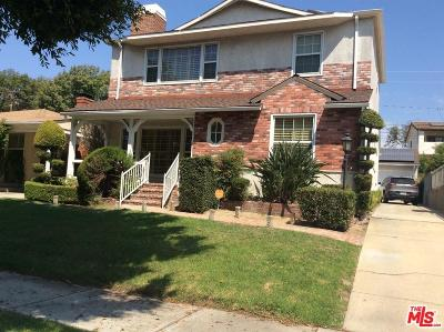 Inglewood Single Family Home For Sale: 449 West 64th Place
