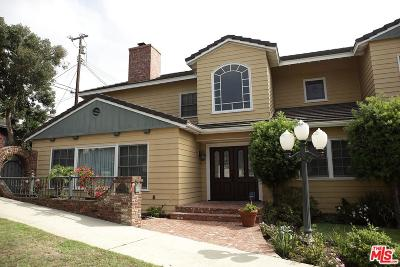 Los Angeles County Single Family Home For Sale: 8120 Saran Drive