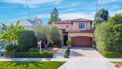 Pacific Palisades Single Family Home For Sale: 641 North Las Casas Avenue