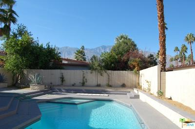 Palm Springs Single Family Home For Sale: 3150 East Sonora Road