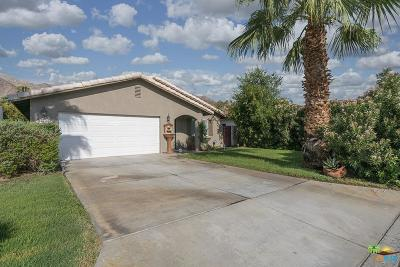 La Quinta Single Family Home For Sale: 51445 Avenida Ramirez