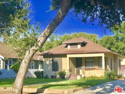 Pasadena Single Family Home For Sale: 1710 North Summit Avenue