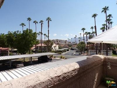 Palm Springs Condo/Townhouse For Sale: 505 South Farrell Drive #J58