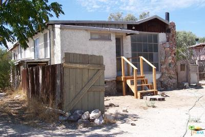 Morongo Valley Single Family Home For Sale: 9781 Lanning Lane