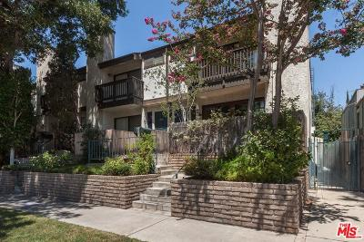Studio City Condo/Townhouse For Sale: 11611 Acama Street