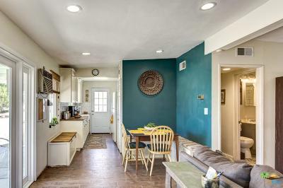 Morongo Valley Single Family Home For Sale: 49616 Recuerdo Lane