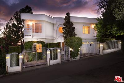 Hollywood Hills East (C30) Single Family Home For Sale: 2161 Argyle Avenue