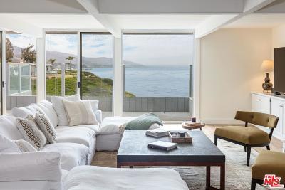 Malibu Single Family Home For Sale: 6744 Zumirez Drive