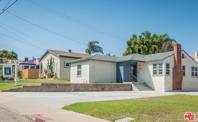 El Segundo Single Family Home For Sale: 631 West Acacia Avenue