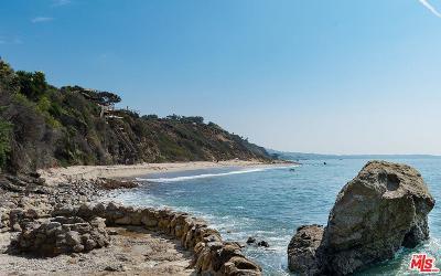 Malibu Single Family Home For Sale: 33002 Pacific Coast Highway