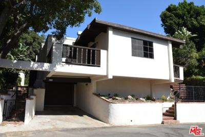 Los Angeles County Rental For Rent: 3242 Velma Drive