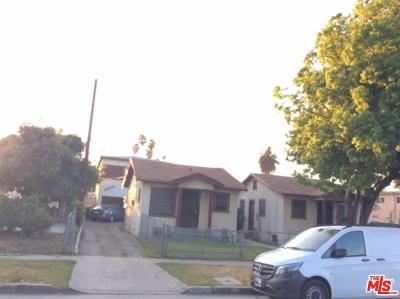 Residential Income For Sale: 3001 South Cloverdale Avenue