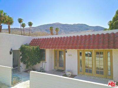 Rancho Mirage Single Family Home For Sale: 71677 Estellita Drive