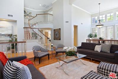Calabasas Single Family Home For Sale: 3735 Senda Calma