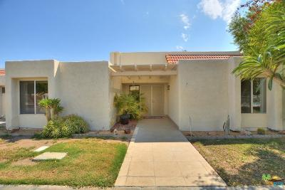 Palm Springs Condo/Townhouse For Sale: 1650 Miramar Plaza