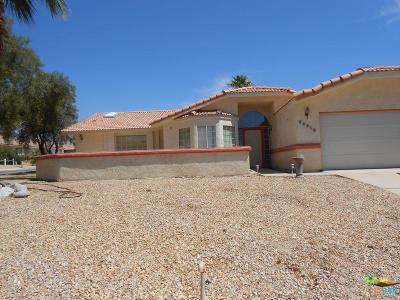 Desert Hot Springs Single Family Home For Sale: 64310 Spyglass Avenue