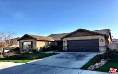 Lancaster Single Family Home For Sale: 3136 Topaz Lane
