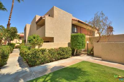 Palm Springs Condo/Townhouse For Sale: 200 East Racquet Club Road #46