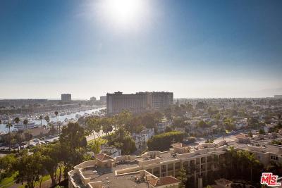 Marina Del Rey Condo/Townhouse For Sale: 13700 Marina Pointe Drive #1212