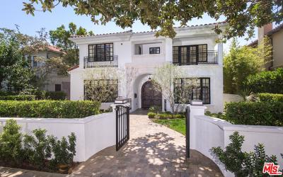 Santa Monica CA Single Family Home For Sale: $6,695,000