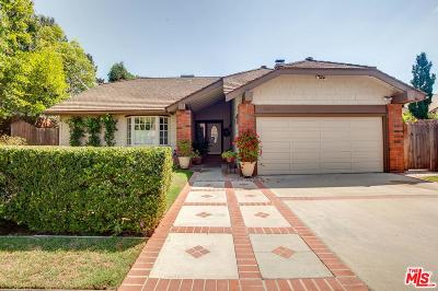 Pacific Palisades Single Family Home For Sale: 17177 Avenida De La Herradura