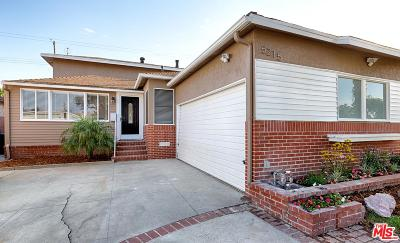 Culver City Single Family Home For Sale: 5215 Emporia Avenue