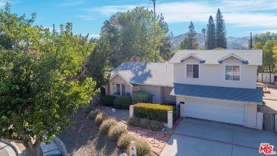 Canoga Park Single Family Home For Sale: 8313 Amond Lane