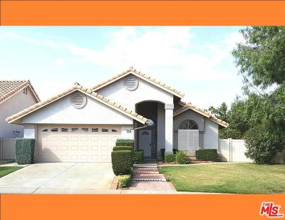 Banning Single Family Home For Sale: 623 Torrey Pines Road