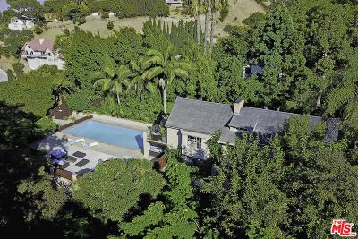 Studio City Single Family Home For Sale: 11430 Decente Drive