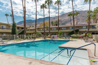 Palm Springs Condo/Townhouse For Sale: 1950 South Palm Canyon Drive #146