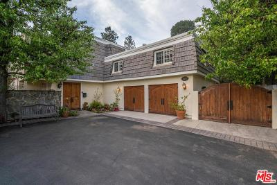 Pacific Palisades CA Single Family Home For Sale: $2,499,900