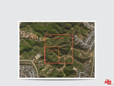 Saugus Residential Lots & Land For Sale: San Francisquito Canyon