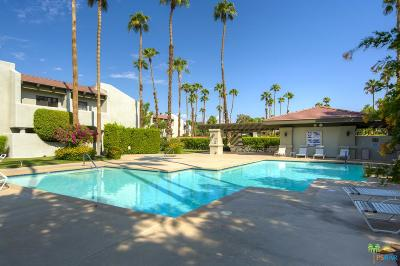 Palm Springs Condo/Townhouse For Sale: 1100 East Amado Road #12D2