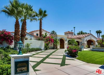 Rancho Mirage Single Family Home For Sale: 71084 Tamarisk Lane