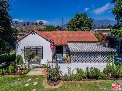 Monrovia Single Family Home For Sale: 130 Violet Avenue