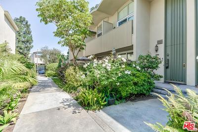 Marina Del Rey Condo/Townhouse For Sale: 4733 La Villa Marina #C