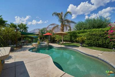 Palm Springs Single Family Home For Sale: 753 Alta Ridge