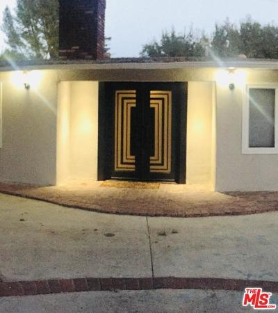Woodland Hills Single Family Home For Sale: 5815 Winnetka Avenue