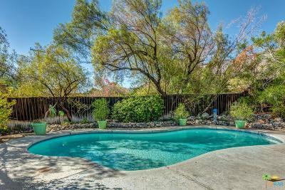 Palm Springs Single Family Home For Sale: 2475 North Cardillo Avenue