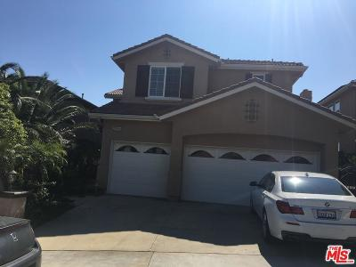 Northridge Single Family Home For Sale: 20844 Vercelli Way