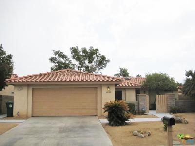 Cathedral City Single Family Home For Sale: 69195 Baristo Road