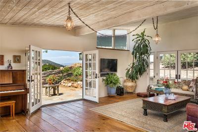 Topanga Single Family Home For Sale: 2351 Tuna Canyon Road
