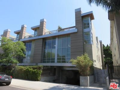 Los Angeles Condo/Townhouse For Sale: 5806 Waring Avenue #8