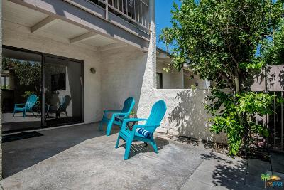Palm Springs Condo/Townhouse For Sale: 1150 East Palm Canyon Drive #40
