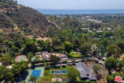 Los Angeles County Single Family Home For Sale: 3350 Serra Road