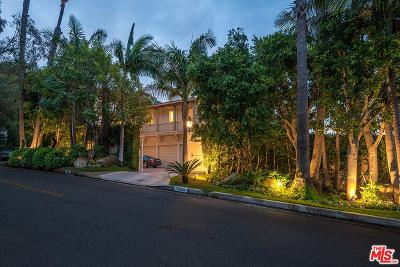 Sunset Strip - Hollywood Hills West (C03) Single Family Home For Sale: 1424 North Doheny Drive