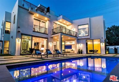 Los Angeles Single Family Home For Sale: 401 South La Jolla Avenue