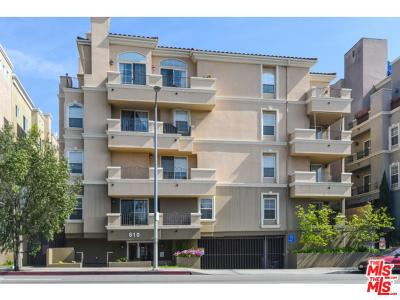 Los Angeles Condo/Townhouse For Sale: 610 South Wilton Place #201